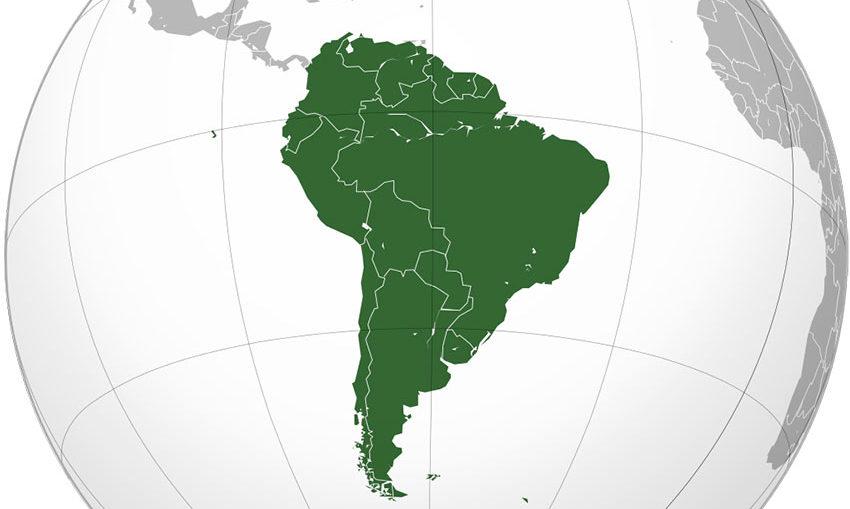 দক্ষিণ আমেরিকা