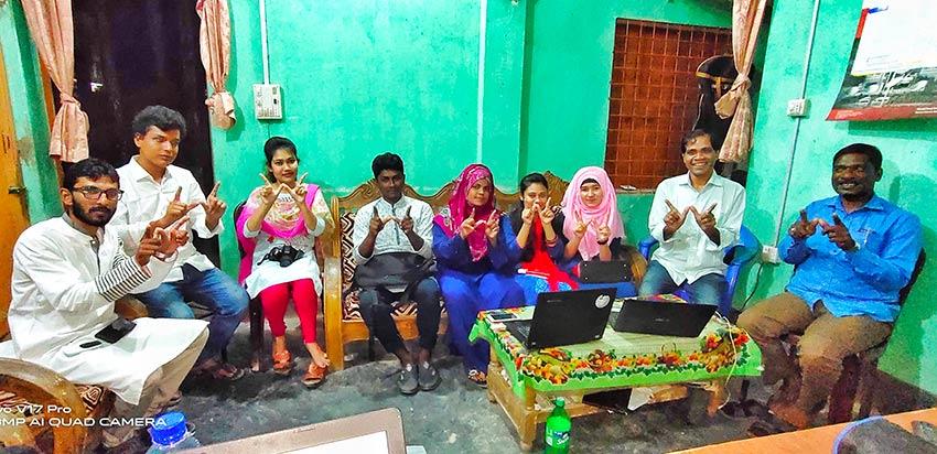 উইকিপিডিয়া শিক্ষা কার্যক্রম, নেত্রকোনা