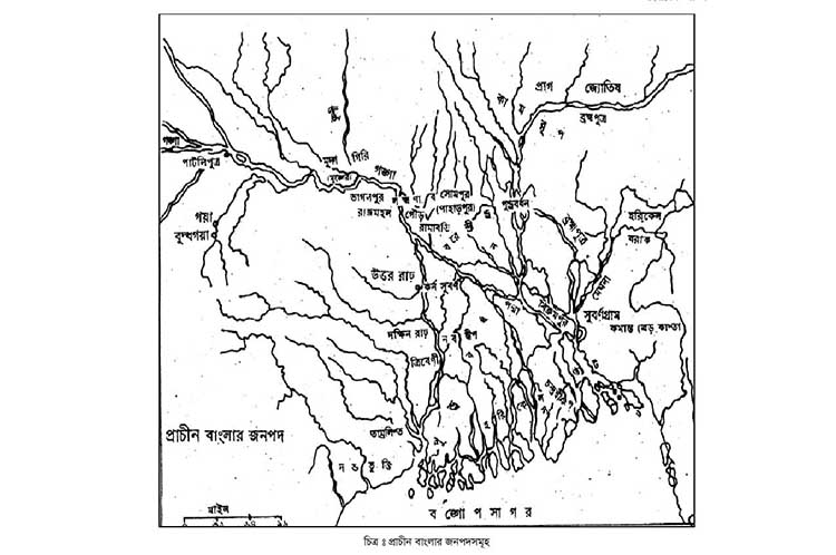 প্রাচীন বাংলার ইতিহাস