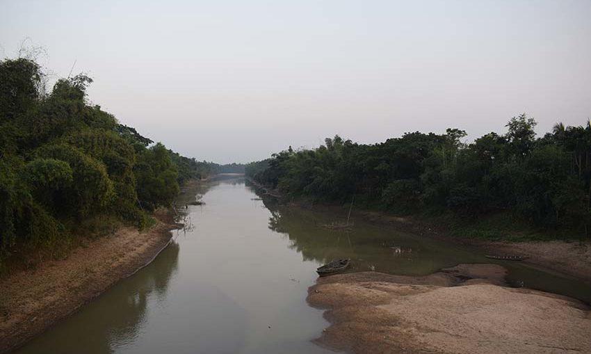 বাঁকহারা নদী