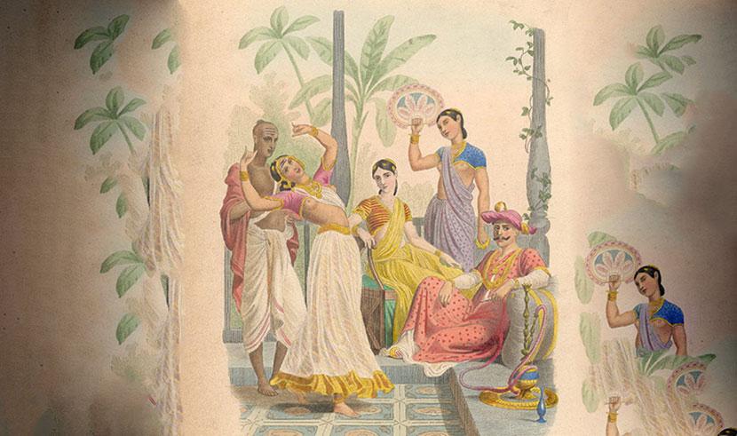 ভারতে দাসপ্রথা ও আধা-সামন্তবাদ
