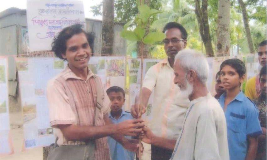 গফরগাঁওয়ে প্রচারণা