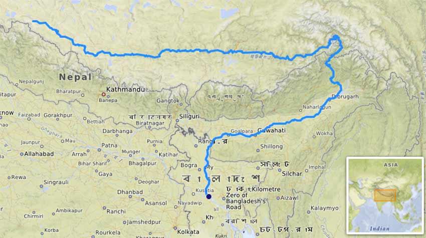 ব্রহ্মপুত্র-যমুনা নদী প্রণালী