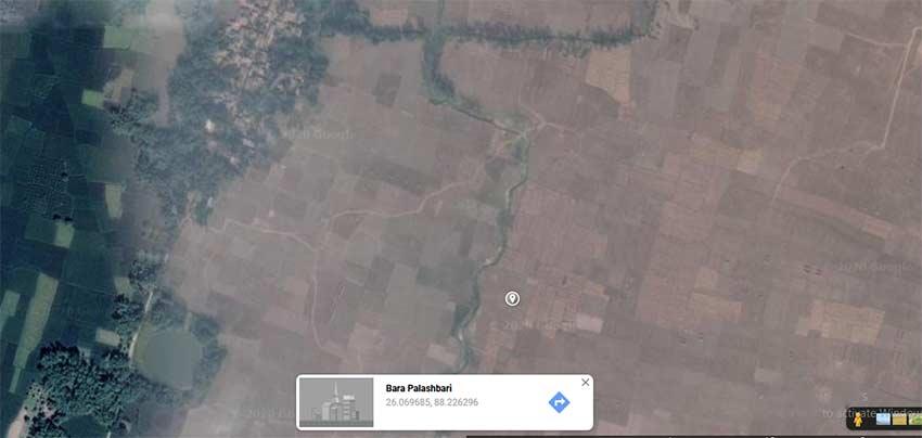 ঝিকরা নদী