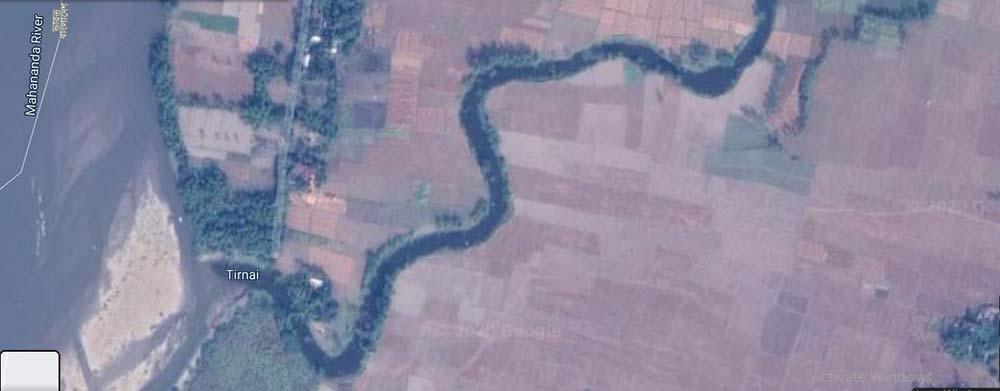 তীরোই নদী