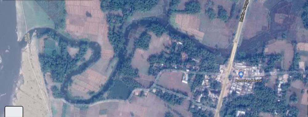 Ronchondi River
